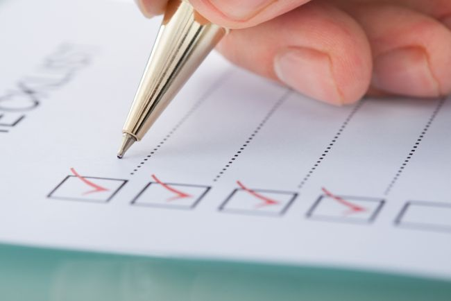 A Short Checklist and Questionnaire for Lateral Partner Recruitment