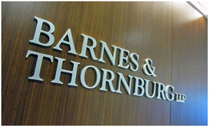 Another New Partner for Barnes & Thornburg in Dallas