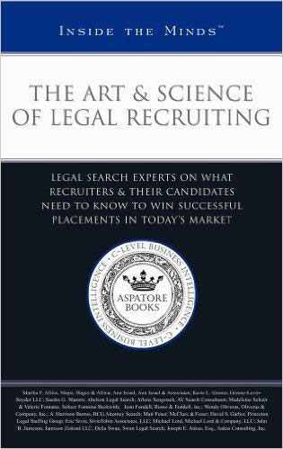 BCG Attorney Search Founder Offers His Take on Legal Recruiting in New Book
