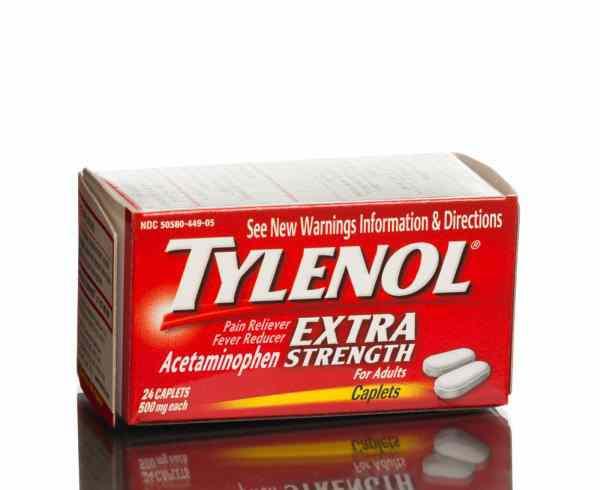 Briscoe Investigates ''Musty'' Tylenol