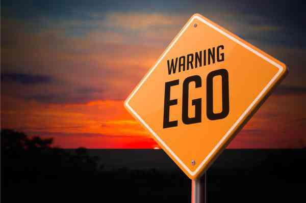 Don't Let Your Ego Affect Your Offer