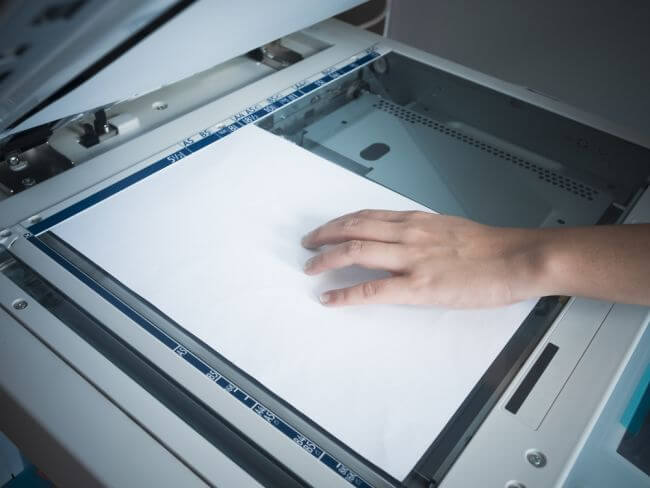 Former Law Firm Employee Accused of Stealing Massive Quantities of Copy Machine Toner