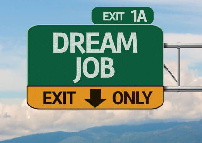 How Not To Get the Job of Your Dreams