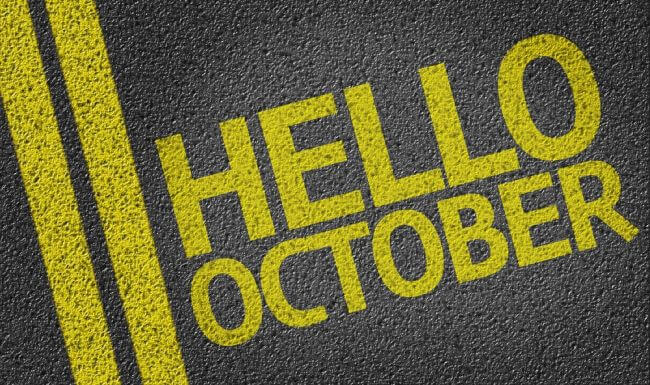 Is it unusual for the legal job market to this dormant in October?