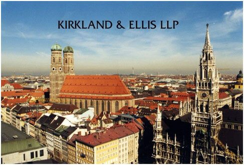 Kirkland & Ellis Gets Boost in Munich Office