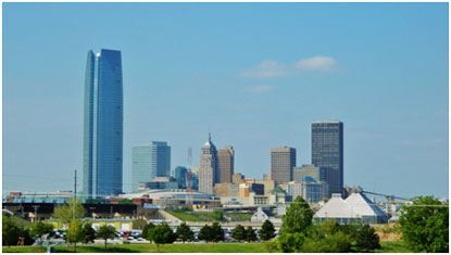 Oklahoma City Receives Its First Am Law 100 Firm