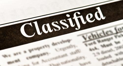 Should you spend time each day reading and responding to classified ads?
