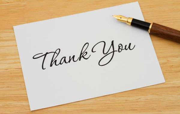 ''Thank You Notes: Are They Still Necessary?''