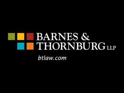 Barnes & Thornburg Captures New Corporate Partner in Atlanta